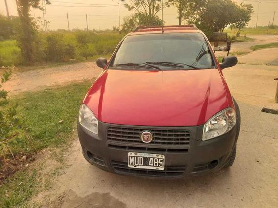 Fiat Strada 1.4 Working Cd C/aa 2013