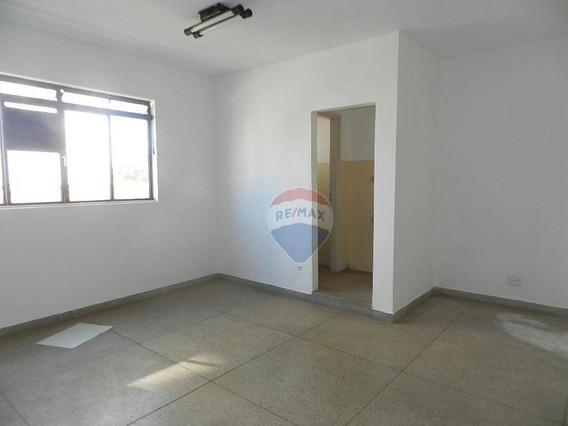 Sala Para Alugar, 27 M² Por R$ 750/mês - Centro - Nova Odessa/sp - Sa0020