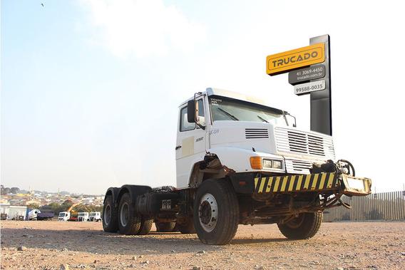 Caminhão Mb 2635 6x4 Doc Betoneira = Betorneira Bitorneira