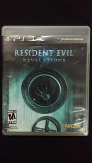 Resident Evil Revelations Ps3 - Usado - Sin Manual - Wird Us