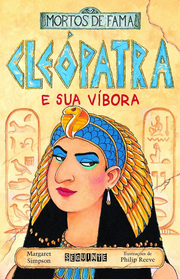 Cleópatra E Sua Víbora Margaret Simpson