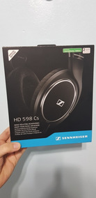 Headphone Sennheiser Hd 598 Cs