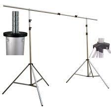 Tripe P/ Dj & Fotografos Em Aluminio