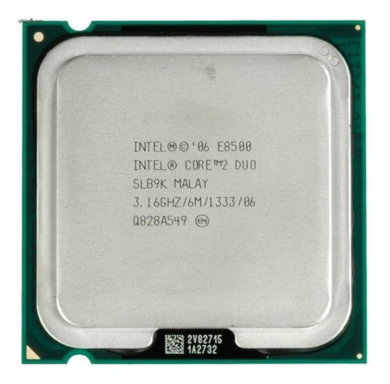 Lote De 3 Processadores Intel Core E8500 3.16ghz 1333mhz