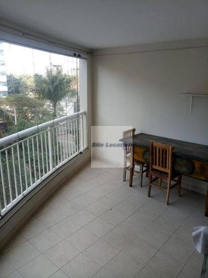 89954 Ótimo Apartamento Para Locação No Brooklin - Ap2875
