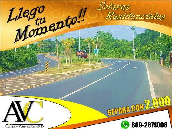 Solar Residencial Económico Agua Y Luz 24 Santo Domingo Nort
