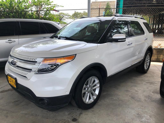 Ford Explorer Limited 4x4 Cc 3.5