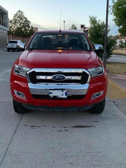 Ford Ranger 2.5 Xlt Cabina Doble 4x2 Mt 2017