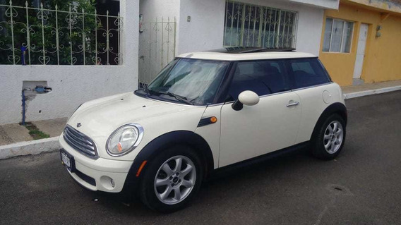 Mini Cooper 2009 De Lujo Chilis