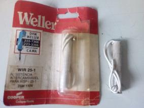 Resistência Para Ferro De Solda Weller Wir-25 I 110vac 25w