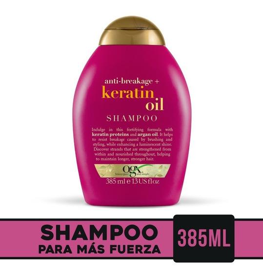 Ogx Keratin Oil Shampoo 385 Ml