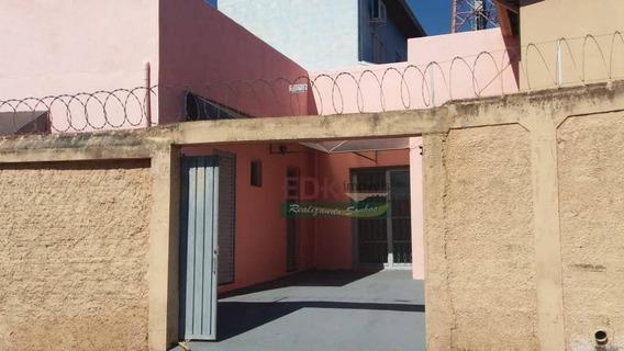 Casa Com 2 Dormitórios Para Alugar Por R$ 900,00/mês - Terra Nova - Taubaté/sp - Ca2376
