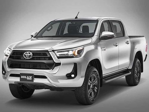 Toyota Hilux Srx A/t  4x2 204 Hp 0km, Entrega Inmediata!!!
