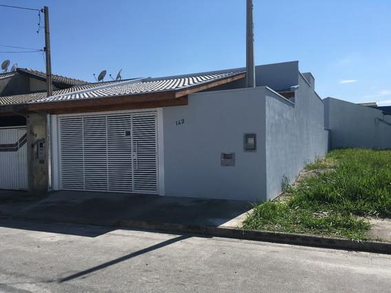 Casa Nova - Parque Dos Sinos - Jacareí - R$ 260 Mil