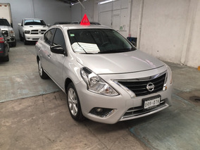 Nissan Versa Advance 2016 M/t