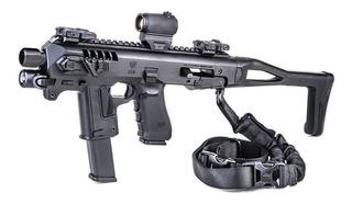 Airsoft Kit Conversion Para Carabina Micro Roni Glock17