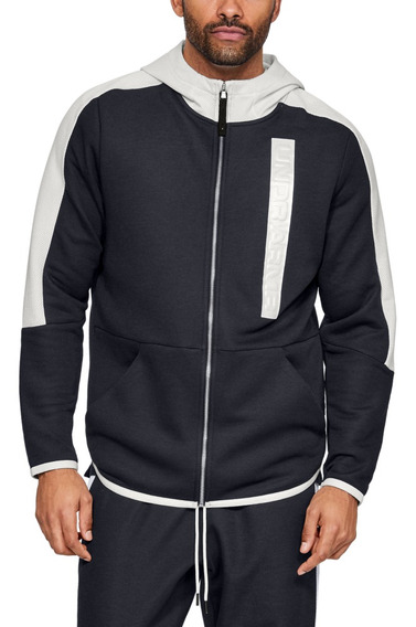 Campera Under Armour Pursuit Versa Fz Hoodie
