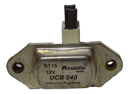 Regulador Voltaje T/bosch Vw Volskwagen Gol Polo Pointer