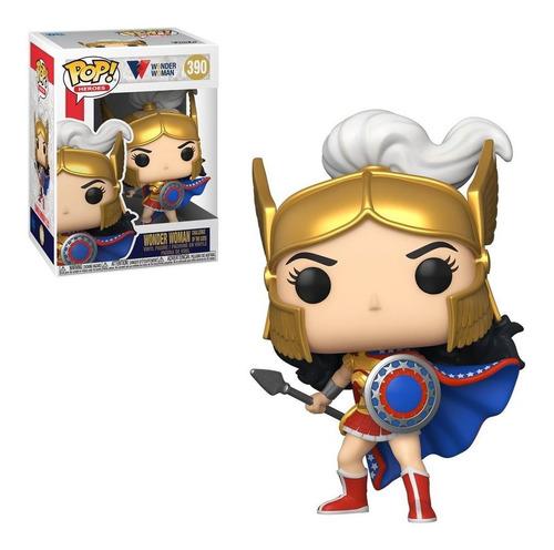 Imagen 1 de 1 de Wonder Woman Of The Gods - Funko Pop Original