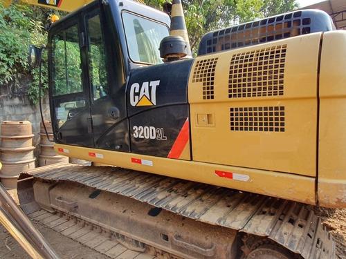 Escavadeira Hidráulica Caterpillar 320 D2l Ano 2017