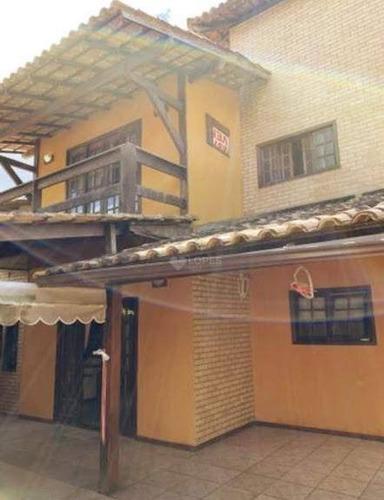 Imagem 1 de 18 de Casa Com 4 Quartos, 229 M² Por R$ 450.000 - Rio Do Ouro - Niterói/rj - Ca20380