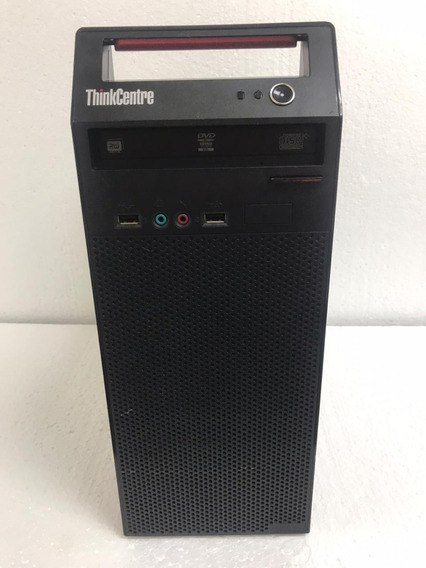 Cpu Pc Lenovo Intel Dual Core E5400 4gb Hd 320gb Dvd-rw
