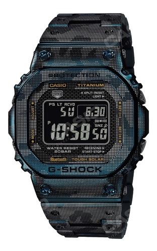 Reloj Casio G-shock Metal Titanio Gmw-b5000tcf-2cr