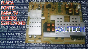 Placa Fonte 52pfl7404d Philips Nova Original