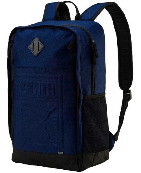 Mochila Puma S Backpack 075581 Mujer Hombre Unisex Hermosa