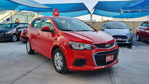 Chevrolet Sonic 2017 Lt Hatchback Std