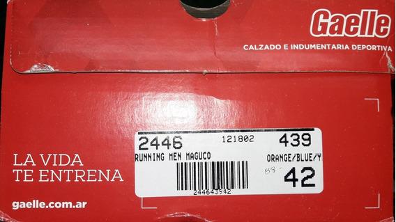 Zapatillas Gaelle Nueva Sin Uso