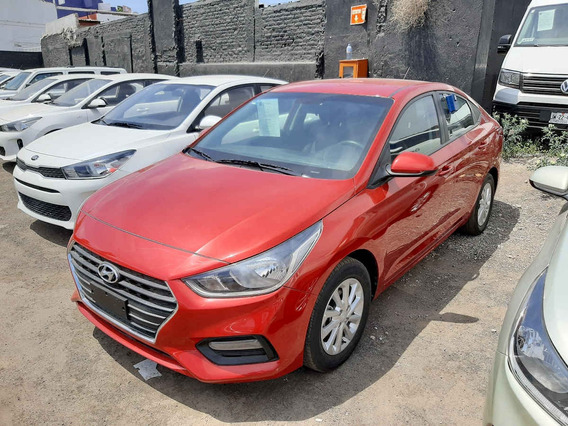 Hyundai Accent 2018 4p Gl Mid L4/1.6 Aut