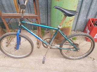 Bicicleta Unisex Para Edad De 7 A 10 O 12 Años