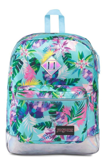 Zonazero Mochilas Jansport Super Fx Tropical Glow
