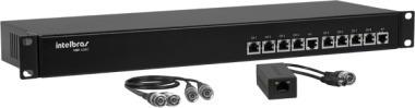 Power Balun Conversor 8 Canais Intelbras Vbp A08c Hd 720p