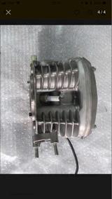 Cabeçote Cg-160/bros-160 Completo C/comando E Sensores