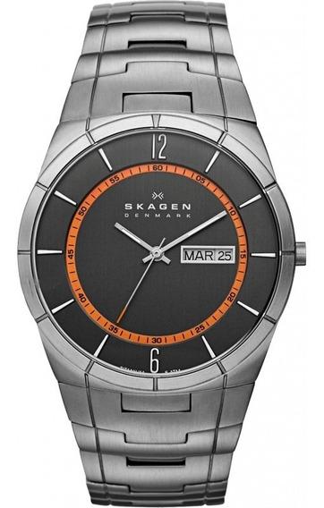 Relógio Skagen Titanium Skw6008
