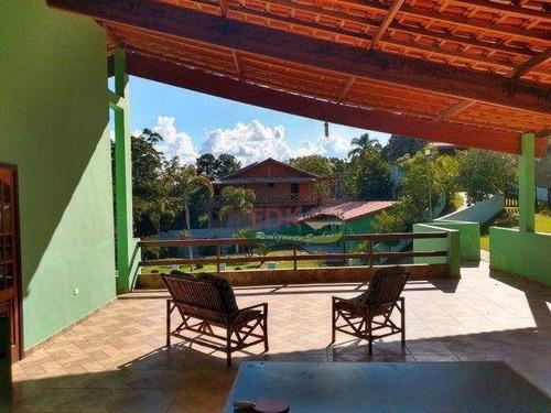 Imagem 1 de 5 de Chácara Com 6 Dormitórios À Venda, 2400 M² Por R$ 1.110.000,00 - Perová - Arujá/sp - Ch0775