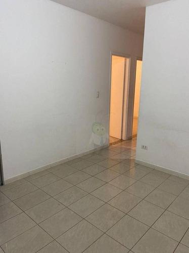 Imagem 1 de 22 de Apartamento Com 2 Dormitórios Para Alugar, 53 M² Por R$ 1.435/mês - Jardim Valdibia - São Bernardo Do Campo/sp - Ap1687