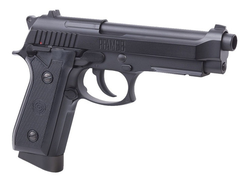 Pistola Crosman Pfam9b Full Auto Co2 4.5 Explorer Pro Shop
