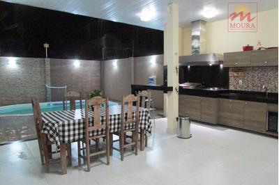 Casa Residencial À Venda, Buritizal, Macapá. - Codigo: Ca0400 - Ca0400