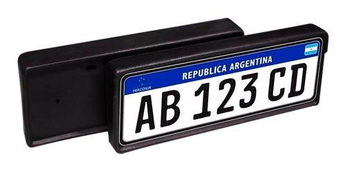 Marco Patente De Goma Para Patente Nueva Fronter Silvaflex