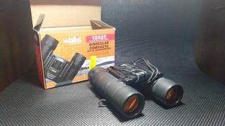 Priviet Wallis Binocular Compacto 10x25 Mm Correa Y Funda