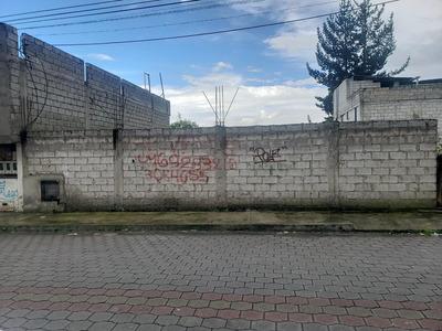 Se Vende En Quito Un Terreno De Oportunidad