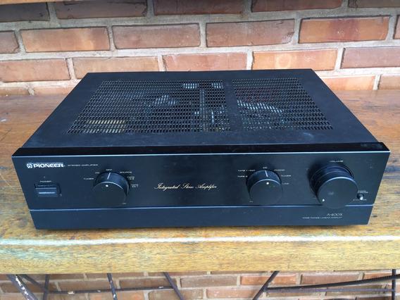 Amplificador Pioneer A400x Com Defeito! Leiam O Anúncio!