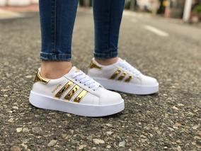 04aff7936ba Zapato Doble Piso Moda - Zapatos para Mujer en Mercado Libre Colombia