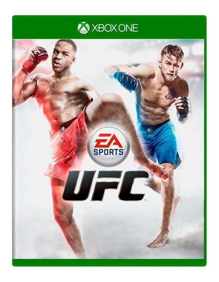 Ufc - Xbox One - Midia Fisica