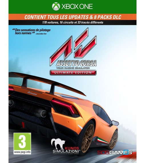Assetto Corsa Ultimate Edition Código De 25 Dígitos