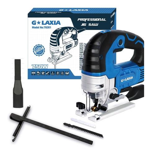 Imagen 1 de 8 de Sierra Caladora 750w 10cm Mader Galaxia 78301 Uso Industrial