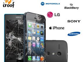 Servicio Tecnico Iphone Samsung Huawei Lg Sony Blu Nokia Zte